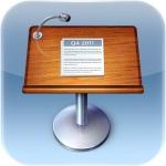 keynote ios app icon