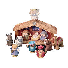 Fisher Price Nativity